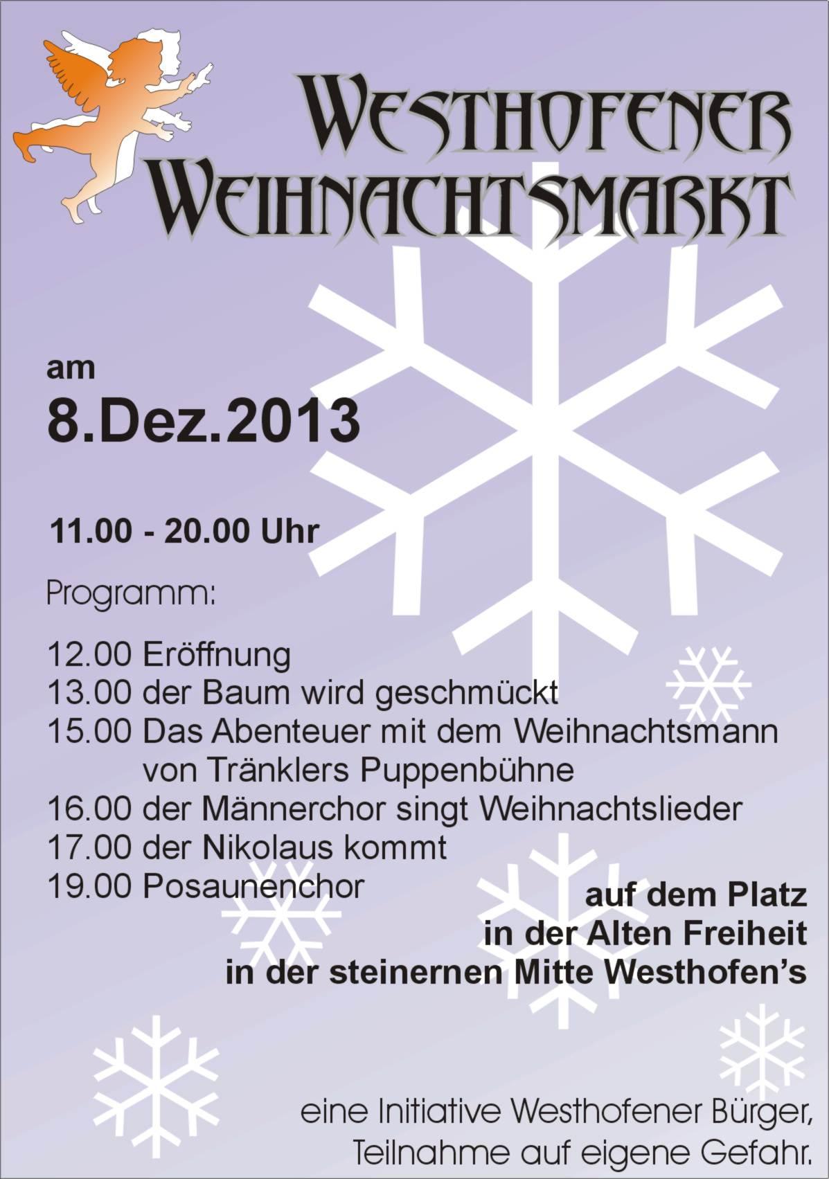 Weih-Plakat2013