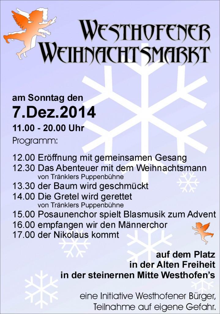 Weih-Plakat2014